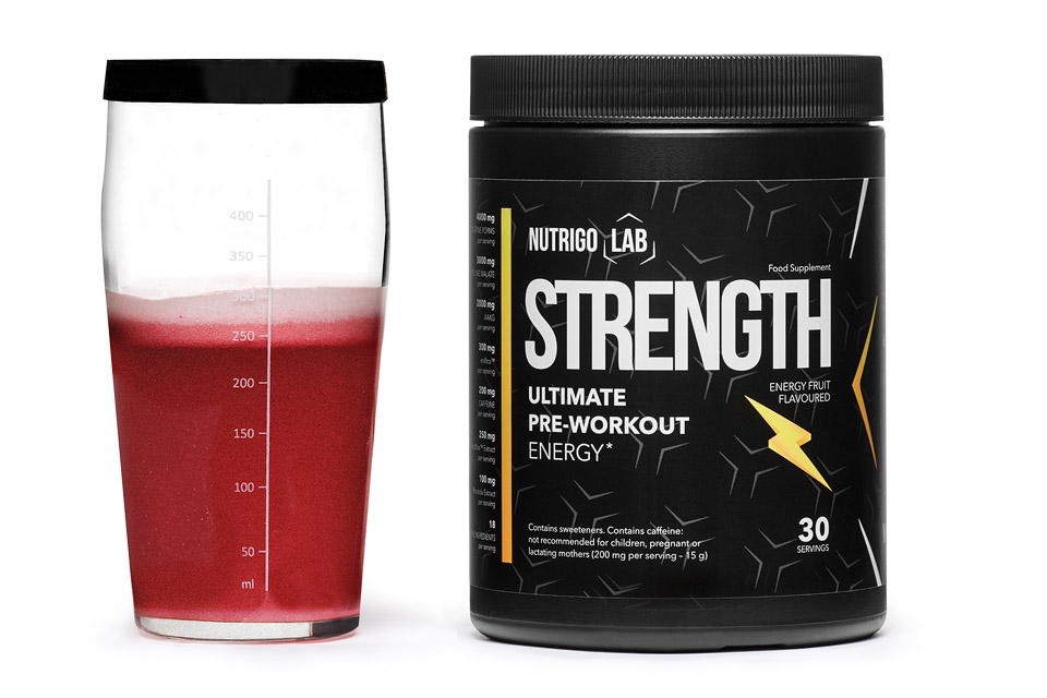 NutrigoLab Strength
