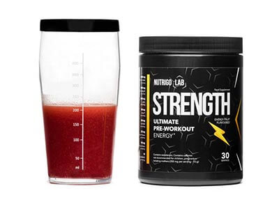 nutrigo lab strenght