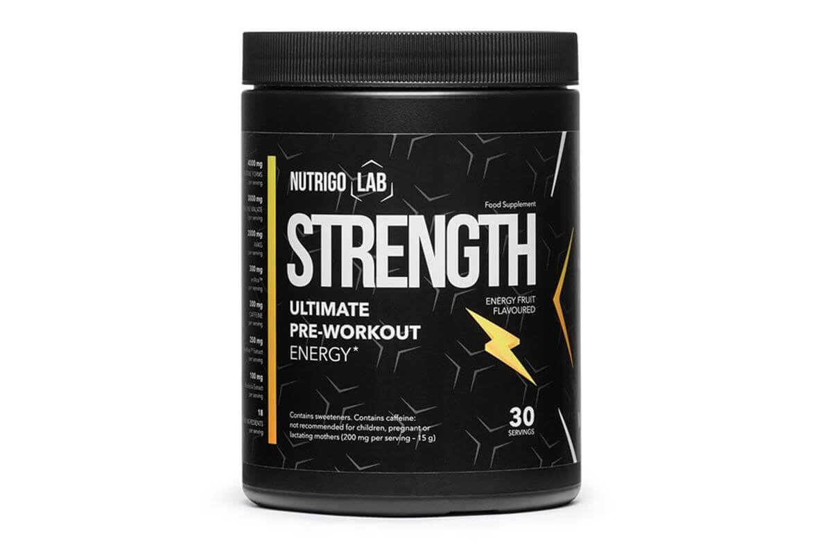 Nutrigo Lab Strength